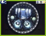 Hauptlicht der Generation-7 des Zoll-LED für den JeepWrangler unbegrenzt
