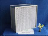 Filter Fiberglas-Papier0.5 der Um-tiefer Falte-HEPA