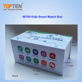 Free APP와 Healthy Detection Wt50-Ez를 가진 아이 Watch GPS Tracker