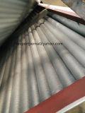 G pulsa a tubo de aleta el tubo aletado de acero para el sistema de enfriamiento