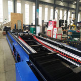 Kohlenstoffstahl-Edelstahl CO2 Faser-Laser-Ausschnitt-Gravierfräsmaschine