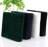 100%年の綿の明白な染められたゴルフタオル