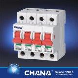 Commutateur électrique d'isolement de l'isolant 4p 63A 80A 100A