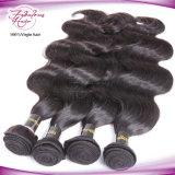 Выдвижение 2016 человеческих волос волос объемной волны Remy девственницы перуанское