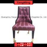 Cadeiras de couro européias (YM-DK05)