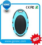 공장 Sale Waterproof Portable 5000 mAh Mobile Solar Power 은행