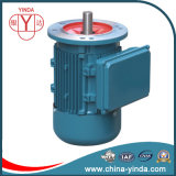 1HP Cast Iron - Flange Mount Single Phase Electric Motor