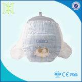 OEMが付いている乾燥した、柔らかく使い捨て可能な赤ん坊のおむつの工場