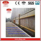 철의 장막 강철 커튼 장식적인 물자 알루미늄 담 손잡이지주 (Jh159)
