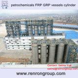 Цилиндр C-14 2016 сосудов химикатов Petrochemicals FRP GRP