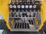 LR-2513 impresora plana UV con 5 Seiko Spt1020 cabezales de impresión
