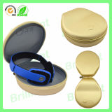 Zipper su ordinazione Headphone Carrying Caso a Low Price (AHC-005)