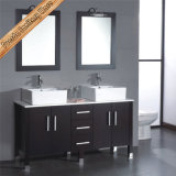 Шкаф ванны твердой древесины высокого качества Fed-1889
