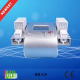 Dos diodos 650nm & 980nmmitsubishi duplos do comprimento de onda de Beir terapia do laser para a máquina gorda da remoção
