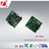 Module d'émetteur sans fil de petite taille de Zd-Tb04 315/433MHz pour la longue gamme fonctionnante