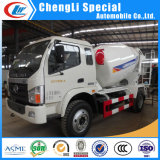 6-Wheel Small Forland 3.5 Cubic Meters Concrete Mixer Truck für Sale