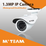 720p Mini Bullet Night Vision IP HD CCTV Camera System FCC, CE, Certificação RoHS