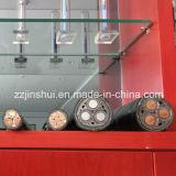 Feito no cabo 132kv do condutor XLPE do cobre do preço do competidor de China
