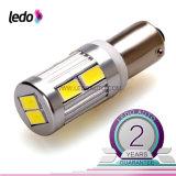 LensのBa9s 10*5730SMD Canbus LED Car Light