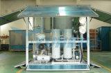 Mini tipo máquina da limpeza do petróleo da isolação do vácuo
