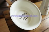 Bacia do esmalte de Washbowl do Washbasin do vintage de Sunboat