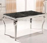 ホーム家具の食堂の一定の大理石のダイニングテーブル
