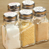 100ml Glass Salt und Pepper Bottles Hotel Use Spice Bottle