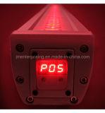 1台のDMX RGB LEDの壁の洗濯機に付き24*5W 4台