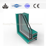 Windows de aluminio y Doors Profiles Aluminium Tilt y Turn Frame
