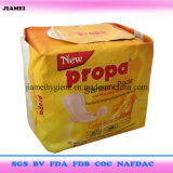 BaumwolleTopsheet Ghana-300mm gute Absorptions-hygienische Binden