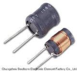 Inductor de bobina de choque de alta frecuencia / potencia con RoHS