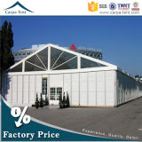 20m de 40m Cheap Temporary Canopy ABS Solid Wall Tent pour Outdoor Event