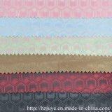 Tissu Polyester-Visqueux de garniture de jacquard pour les hommes et le vêtement des femmes
