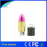 流行3Dプラスチック多彩な女性Lipstick USBフラッシュ駆動機構