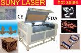 Calidad garantizada 130W láser cortador de madera de acrílico MDF contrachapado