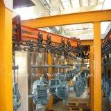 Ligne d'enduit de qualité pour le moteur et d'autres machines électriques