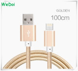 Venda por atacado 2 em 1 cabo 2A do USB para os telefones de Andriod & o iPhone 6 (WY-CA20)