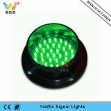 Подгонянный светофор зеленого цвета СИД светильника движения 82mm