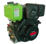 Motore diesel raffreddato aria 248cc con la ritrazione o l'avviatore
