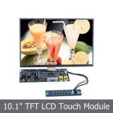 """De Module van de fabriek SKD met 10.1 """" LCD VGA HDMI van het Comité van de Aanraking"""