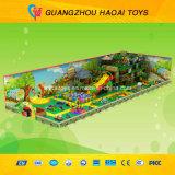 Apparatuur van de Speelplaats van de Jonge geitjes van Ce de Veilige Populaire Binnen (a-15249)