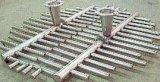 Жидкостный раздатчик жидкости трубы перегонной колонны