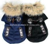 De Kleren van het Huisdier van de Levering van de Kostuums van de Slijtage van de Laag van de Winter van de Sweater van de hond