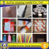 Velas blancas baratas de la fábrica de China