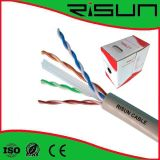UTP CAT6 Kabel LAN-Kabel mit Ce/RoHS genehmigt