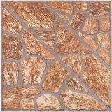 Azulejo de suelo esmaltado acabado Matt gris 400*400 (WT-1827)