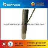 Tiefe Vertiefungs-Bohrloch-versenkbare Wasser-Pumpe