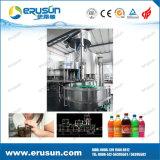 Linha de produção de enchimento da bebida macia Carbonated do gás