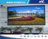 Schermo locativo della parete della priorità bassa di fase della visualizzazione della tenda di colore completo LED dello schermo di Shenzhen P12.5mm LED video