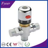 Клапан контроля температуры Fyeer Dn15 Dn20 латунный термостатический смешивая